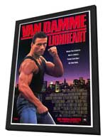 Lionheart - 27 x 40 Movie Poster - Style A - in Deluxe Wood Frame