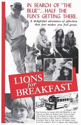 Lions for Breakfast - 11 x 17 Movie Poster - Style A