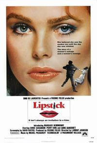 Lipstick - 11 x 17 Movie Poster - Style A