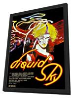 Liquid Sky - 27 x 40 Movie Poster - Style A - in Deluxe Wood Frame