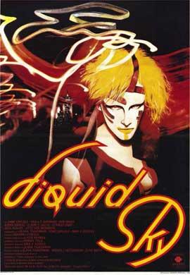 Liquid Sky - 11 x 17 Movie Poster - Italian Style A