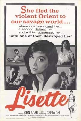 Lisette - 11 x 17 Movie Poster - Style A