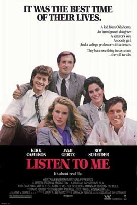 Listen to Me - 11 x 17 Movie Poster - Style A
