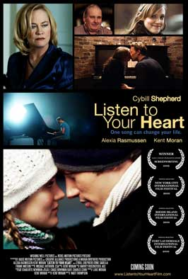 Listen to Your Heart - 43 x 62 Movie Poster - Bus Shelter Style A