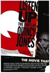 Listen Up: The Lives of Quincy Jones - 43 x 62 Movie Poster - Bus Shelter Style A