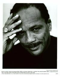 Listen Up: The Lives of Quincy Jones - 8 x 10 B&W Photo #3