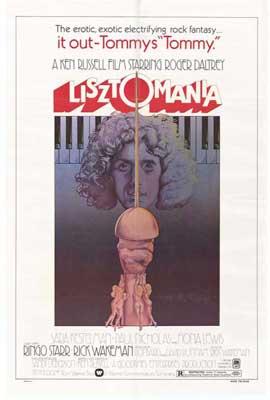 Lisztomania - 27 x 40 Movie Poster - Style A