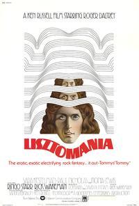 Lisztomania - 27 x 40 Movie Poster - Style B