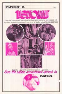 Lisztomania - 11 x 17 Movie Poster - Style C