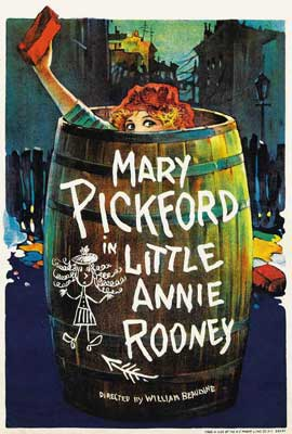 Little Annie Rooney - 27 x 40 Movie Poster - Style A