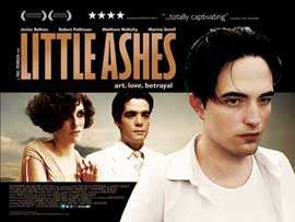 Little Ashes - 11 x 17 Movie Poster - UK Style A