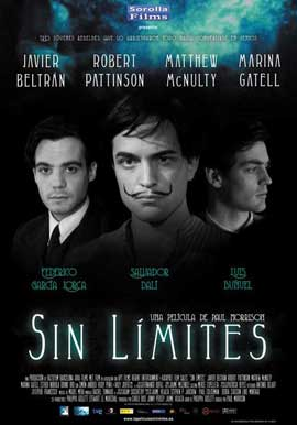 Little Ashes - 11 x 17 Movie Poster - Spanish Style B