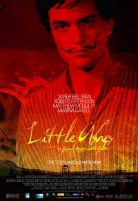 Little Ashes - 11 x 17 Movie Poster - Style B