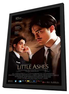 Little Ashes - 27 x 40 Movie Poster - Style A - in Deluxe Wood Frame