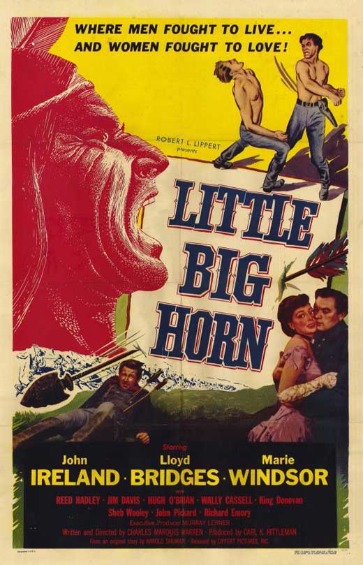 Little Big Horn movie