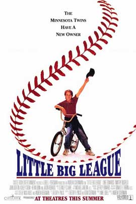 Little Big League - 11 x 17 Movie Poster - Style A