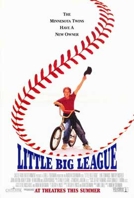 Little Big League - 27 x 40 Movie Poster - Style A
