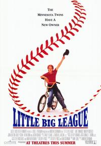 Little Big League - 43 x 62 Movie Poster - Bus Shelter Style A