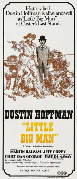 Little Big Man - 14 x 36 Movie Poster - Insert Style A