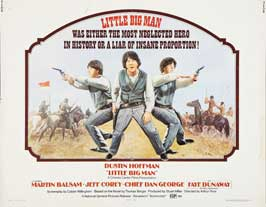 Little Big Man - 27 x 40 Movie Poster - Style C