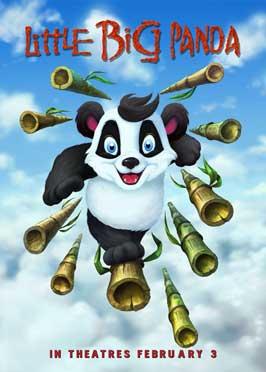 Little Big Panda - 11 x 17 Movie Poster - Style B