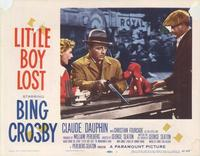 Little Boy Lost - 11 x 14 Movie Poster - Style A