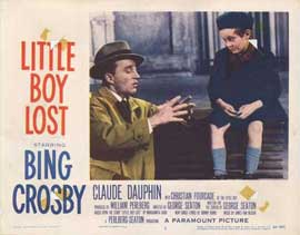 Little Boy Lost - 11 x 14 Movie Poster - Style C
