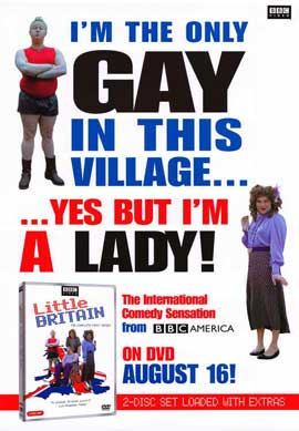 Little Britain - 11 x 17 Movie Poster - Style A