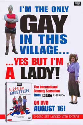 Little Britain - 24 x 36 Movie Poster - Style A