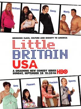 Little Britain - 11 x 17 Movie Poster - Style B