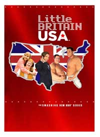 Little Britain - 11 x 17 Movie Poster - Style C