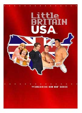 Little Britain - 27 x 40 Movie Poster - Style C