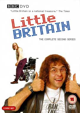 Little Britain - 11 x 17 Movie Poster - UK Style A