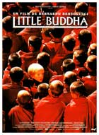 Little Buddha - 11 x 17 Movie Poster - French Style A