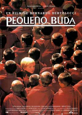Little Buddha - 27 x 40 Movie Poster - Spanish Style A