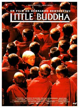 Little Buddha - 27 x 40 Movie Poster - French Style A