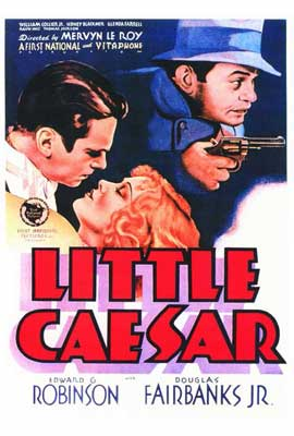 Little Caesar - 27 x 40 Movie Poster - Style A