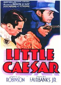 Little Caesar - 43 x 62 Movie Poster - Bus Shelter Style A