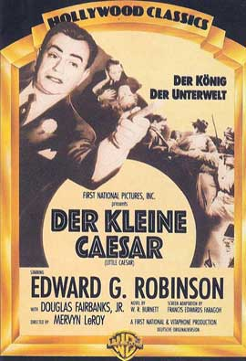 Little Caesar - 11 x 17 Movie Poster - Style B