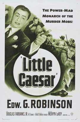 Little Caesar - 27 x 40 Movie Poster - Style B