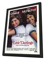 Little Darlings - 11 x 17 Movie Poster - Style A - in Deluxe Wood Frame