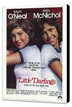Little Darlings - 11 x 17 Movie Poster - Style A - Museum Wrapped Canvas