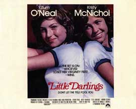 Little Darlings - 11 x 14 Movie Poster - Style A