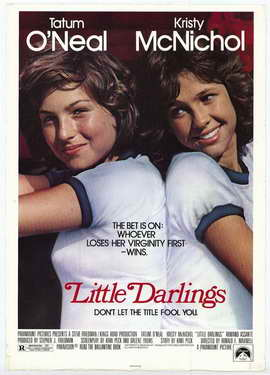 Little Darlings - 11 x 17 Movie Poster - Style A