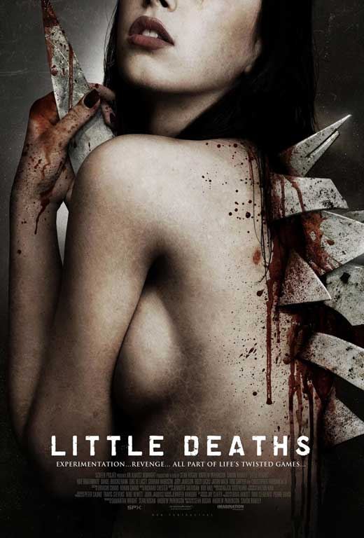 Risultati immagini per little deaths movie poster
