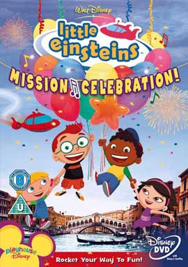 Little Einsteins - 11 x 17 Movie Poster - UK Style A