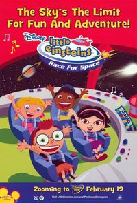 Little Einsteins: Race For Space - 11 x 17 Movie Poster - Style A