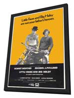 Little Fauss and Big Halsy - 11 x 17 Movie Poster - Style A - in Deluxe Wood Frame