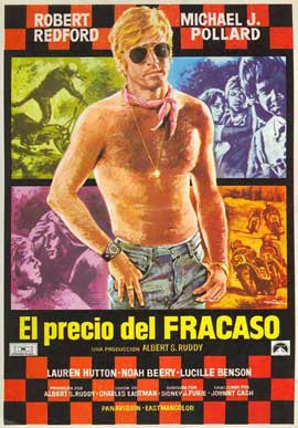 Little Fauss and Big Halsy - 11 x 17 Movie Poster - Spanish Style A