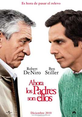 Little Fockers - 27 x 40 Movie Poster - Spanish Style A